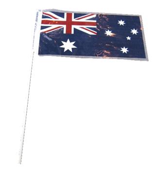 Australian Made Hand Waver Flags - 4 Pack