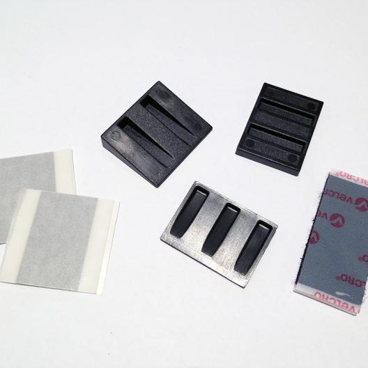 HUD 09 & HUD 13 Additional Wedges And Tape Set