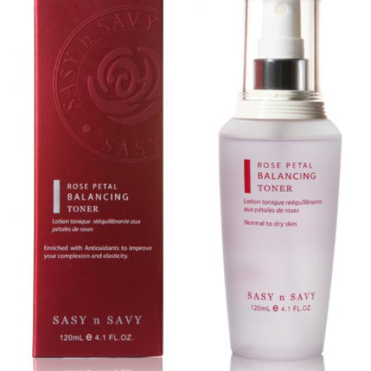 Rose Petal Balancing Toner 120ml