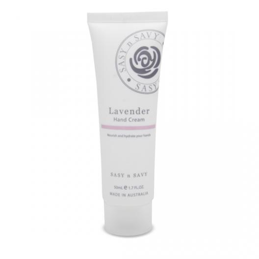 Lavender Hand Cream 50ml