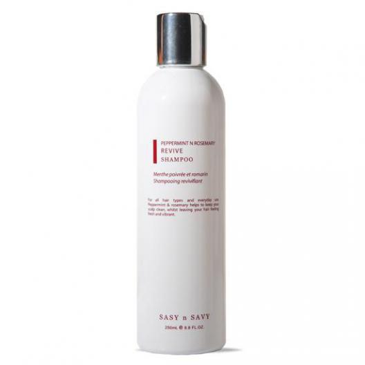 Peppermint N Rosemary Revive Shampoo 250ml