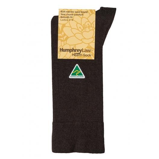 60% Fine Merino Wool Ladies' Health Sock® (Style 83C)